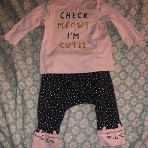 Carters 3m Outfit